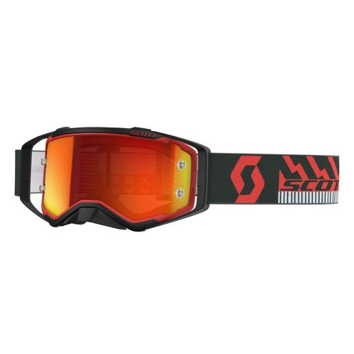 Scott Prospect ajolasit red/black ora chro wks